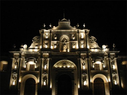 Guatemala beautiful church