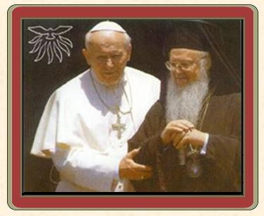 JPII and Orthodox