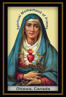 Spiritual Motherhood of Priests site