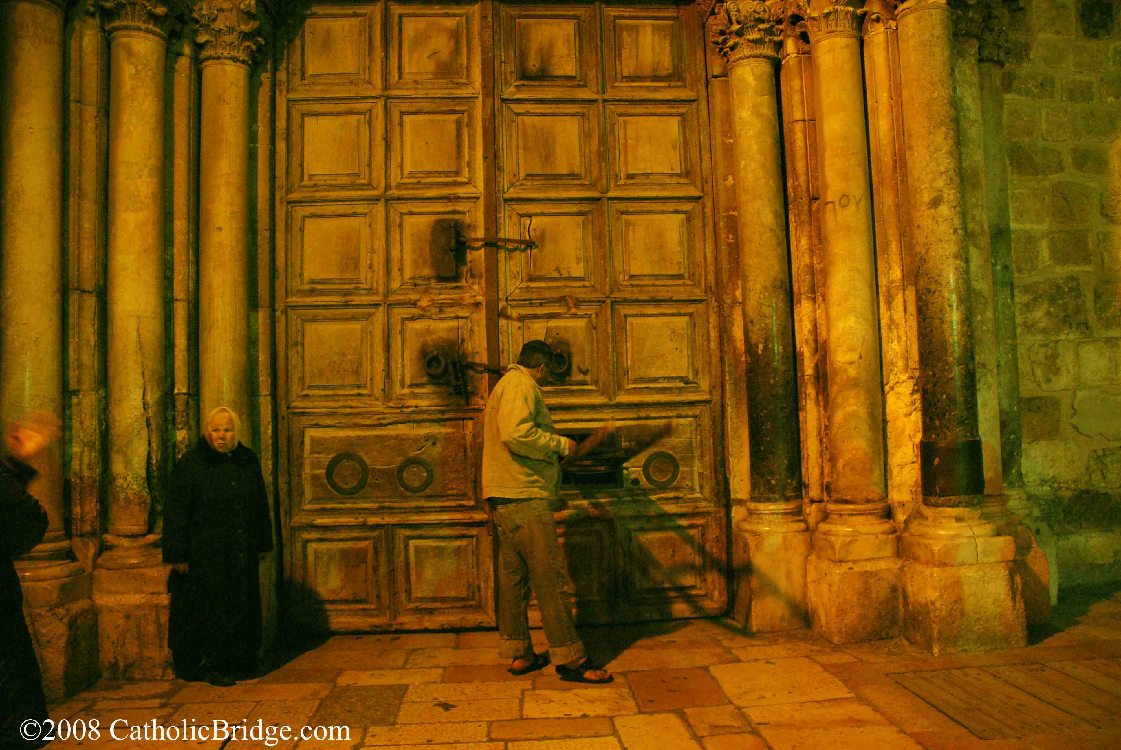 Church of the Holy Sepulchre - Israel