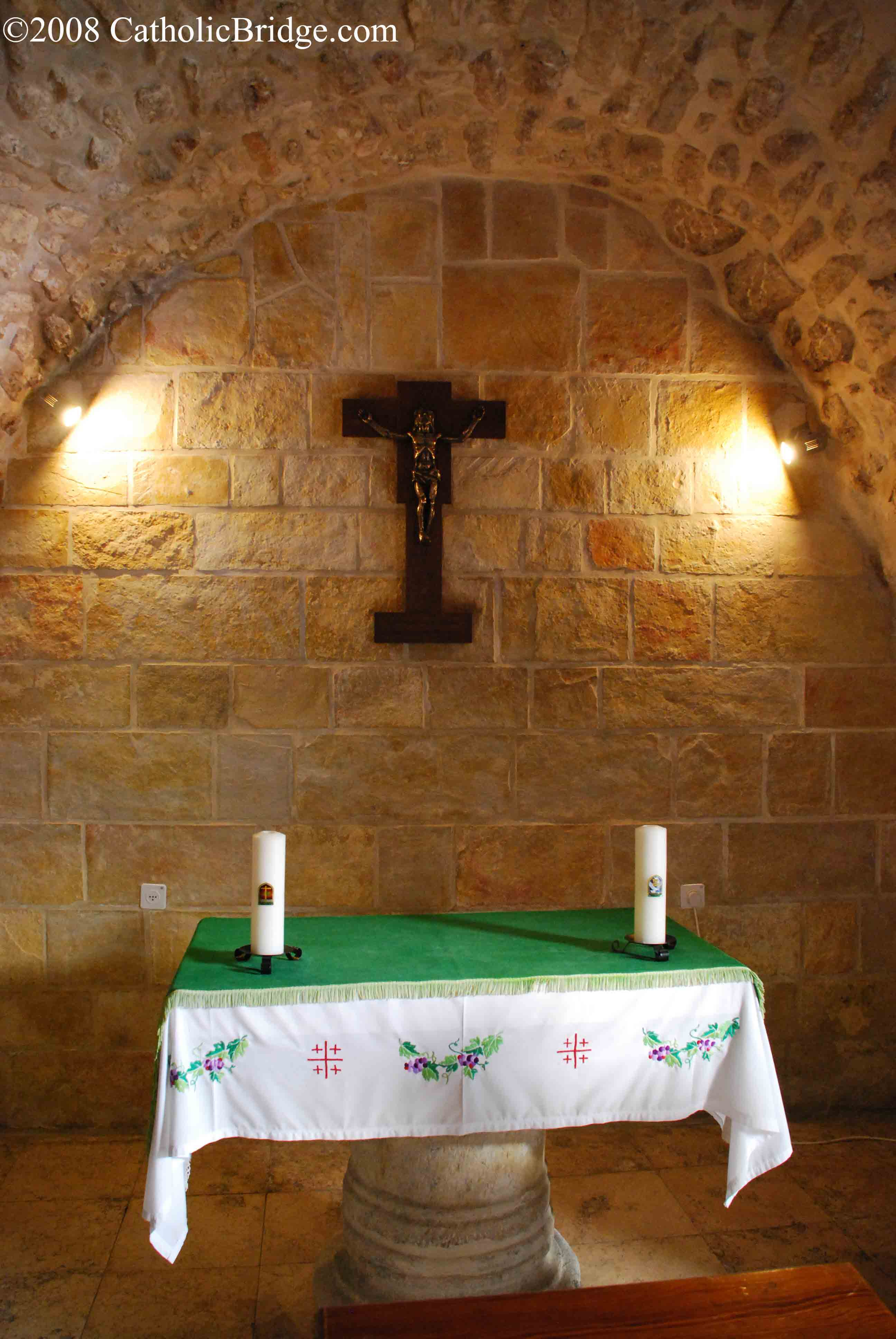 photos of holy land via dolorosa stations of the cross