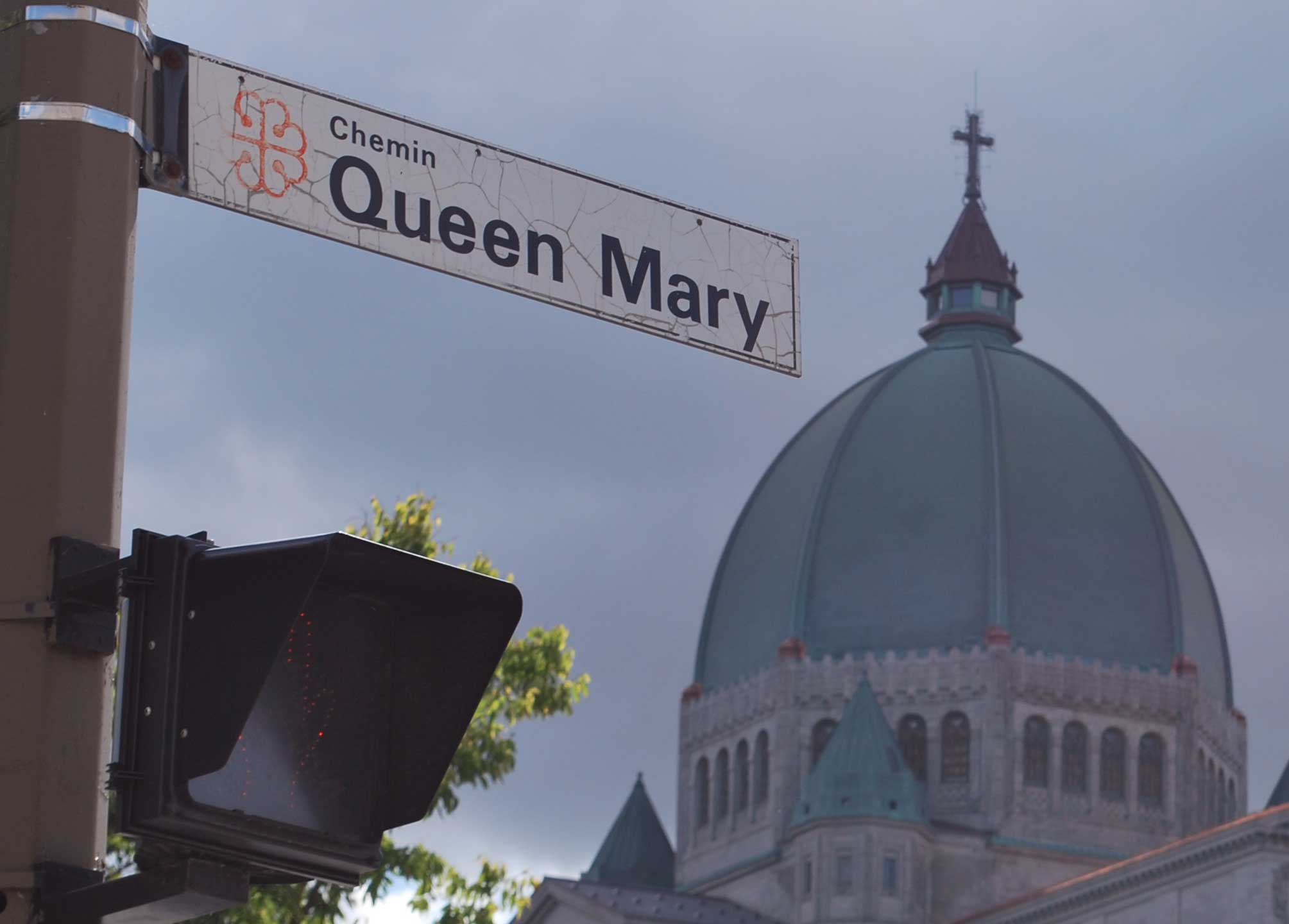 Oratory QUeen Mary